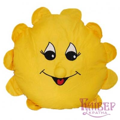 Подушка-игрушка Солнышко - 3