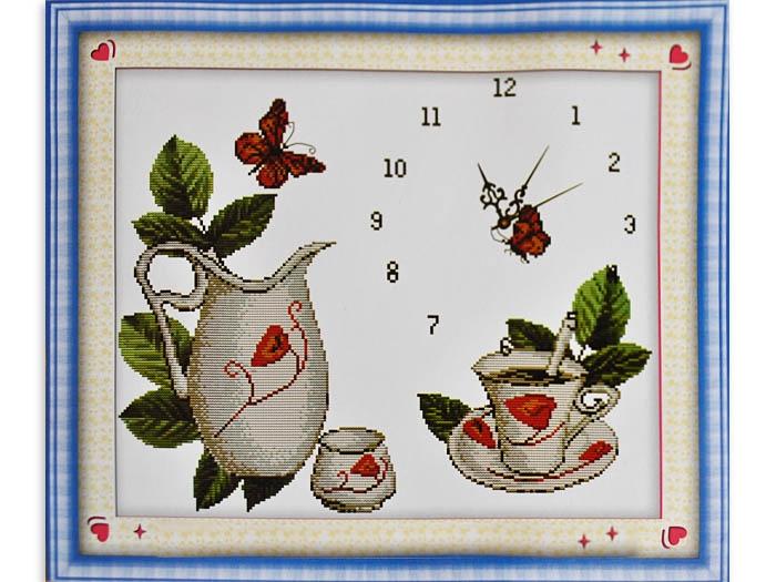 Вышивки наборы часы 39