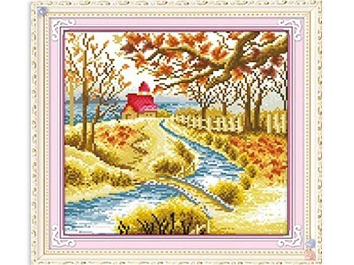 Набор для творчества со стразами Осень  e91da24efa680